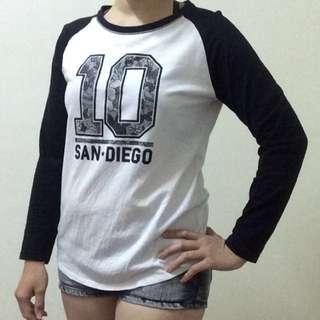 HangTen假蕾絲T恤