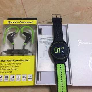 電話運動手錶 香港版 可插sim卡打電話 聽歌 GPS跑步記錄 強過 Apple Watch