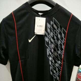 Kaos olahraga ori size XL