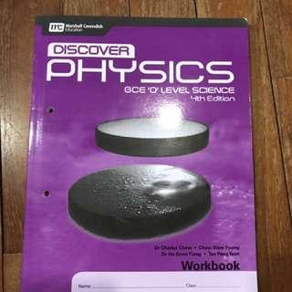 Discovery Physics Workbook