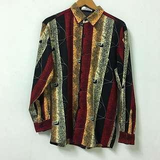 Vintage 古著花襯衫