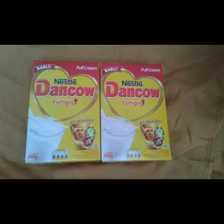 Susu dancow. Take all only 50k