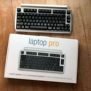 Matias Laptop Pro Bluetooth mechanical keyboard