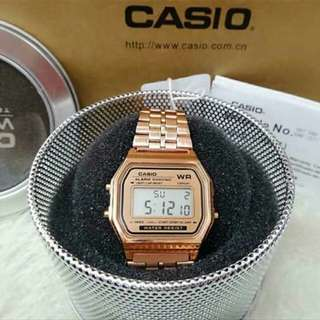 CASIO CLASSIC STEEL WATCH