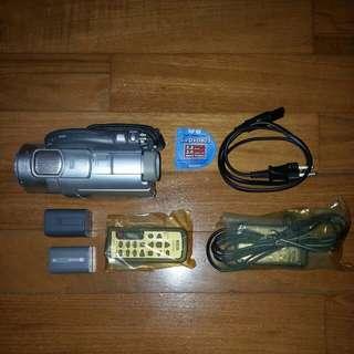 Sony Handycam DCR-DVD805E