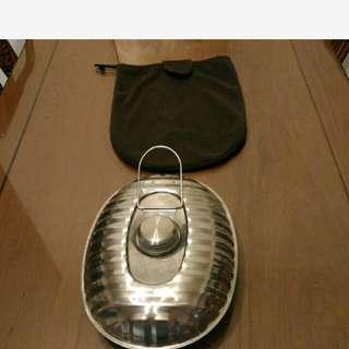 不鏽鋼水龜/湯婆子/保溫暖壺