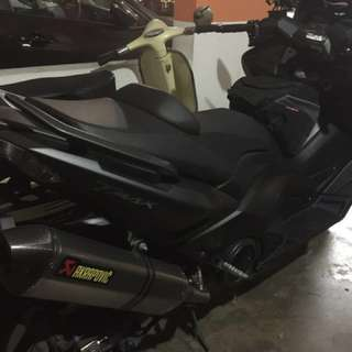 Yamaha TMAX 530 For rent