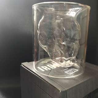 珍藏版 Iron man 玻璃水杯