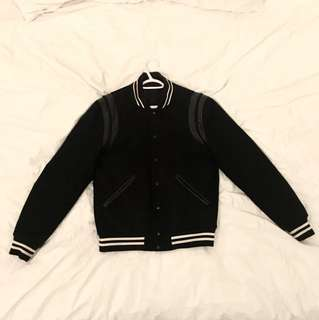 Sandro varsity jacket (size L)