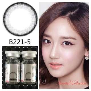Contact lens GRAY B221-5