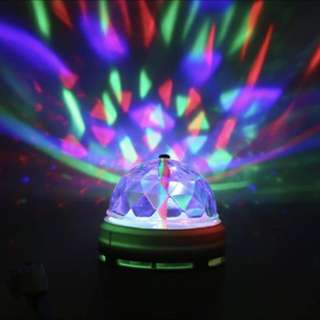 Rotating Party Disco Stage LED Light!