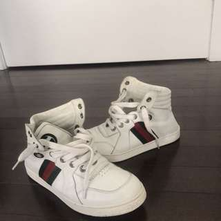 Kids Gucci shoes
