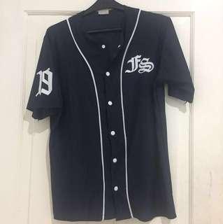 Baju baseball size XL