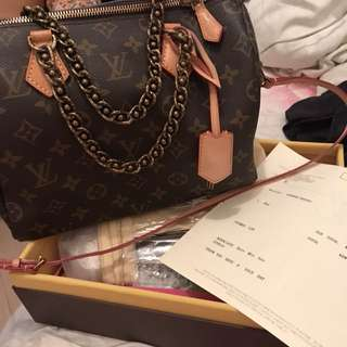 LV Boston Limited edition