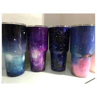 Starbucks Galaxy Yeti Rumblers