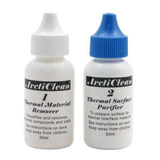 Arctic Silver Arcticlean Thermal material Remover & Surface Purifier (CAN/ACN-60ML)