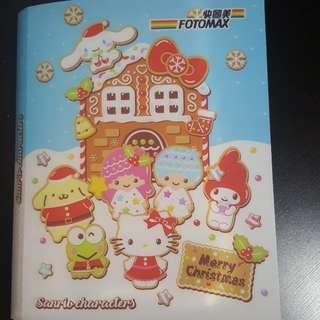 Sanrio 4D相簿全新24袋(可放48相)