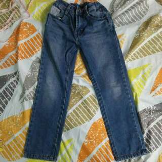 Jeans for boys 9/10 years