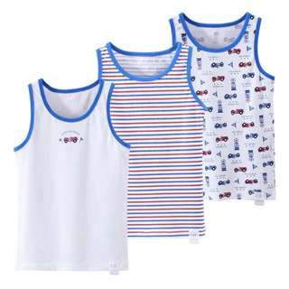 Cotton Singlet Set