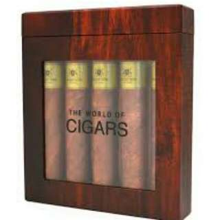 The world of cigar