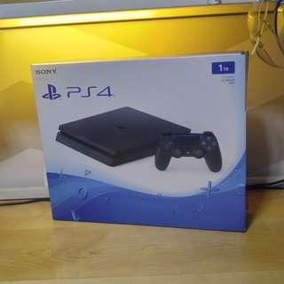 BNIB PS4 slim 1TB