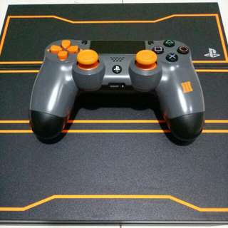 PS4 1TB LIMITED EDITION: BLACK OPS 3 (6 GAMES INCLUDED!)