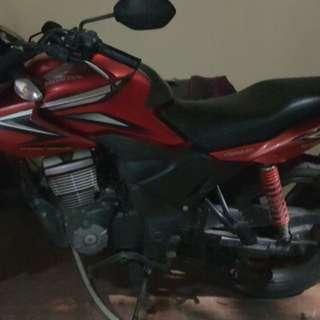 Honda motor virza 2014
