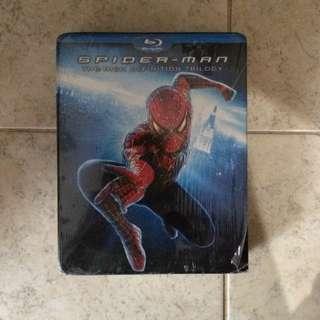 Spiderman the HD boxset bluray