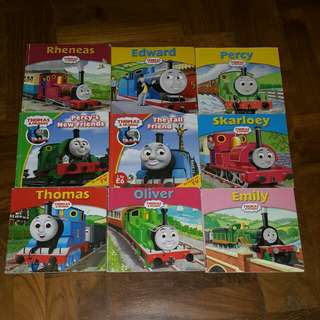 12 Thomas small books for sale