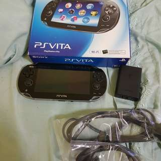 PlayStation Vita first gen