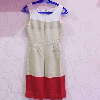 Dress pesta / kantor - merk Kate Spade Ori