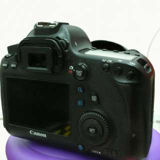 Canon 6D with 3 lens