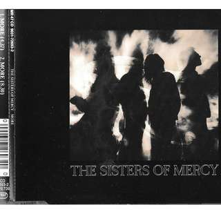 CD SINGLE MAXI ALBUM - THE SISTER OF MERCY 0 MORE. / BOX X //