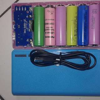POWER BANK RAKITAN 13200mAh