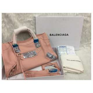 Balenciaga Classic City Hand Bags (AUTHENTIC) (MORE COLORS AVAILABLE AT MY PROFILE)