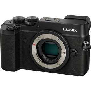 Panasonic Lumix DMC-GX8 Body Only kredit dp ringan