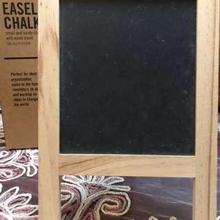 Mini Easel Chalkboard
