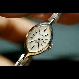 Seiko古董女裝錶