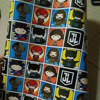 Justice League - Wrapping Paper