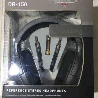 Goldring DR-150 Reference Stereo Headphones