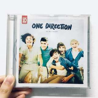 """""""Up All Night"""" by One Direction"""