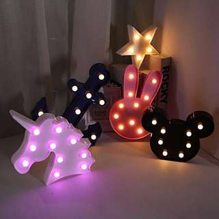 LED Light Home Decoration