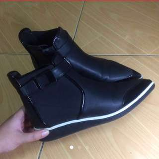 Charles and Keith boots