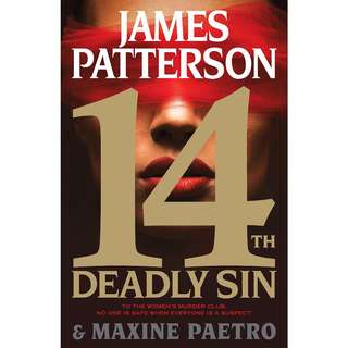 14th Deadly Sin (James Patterson)