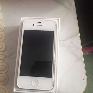 Brand new condition iPhone 4 8GB