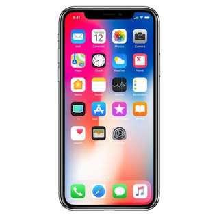 Iphone X 64gb 太空灰 極新