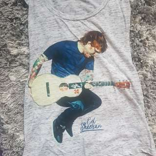 Ed Sheeran Tank Top