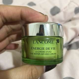 Energie de vie the water infused cream 15ml