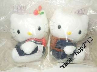 ㊣McDonald's Hello Kitty 公仔 B 2隻1對 不散賣 $100