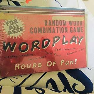 Wordplay (typo)